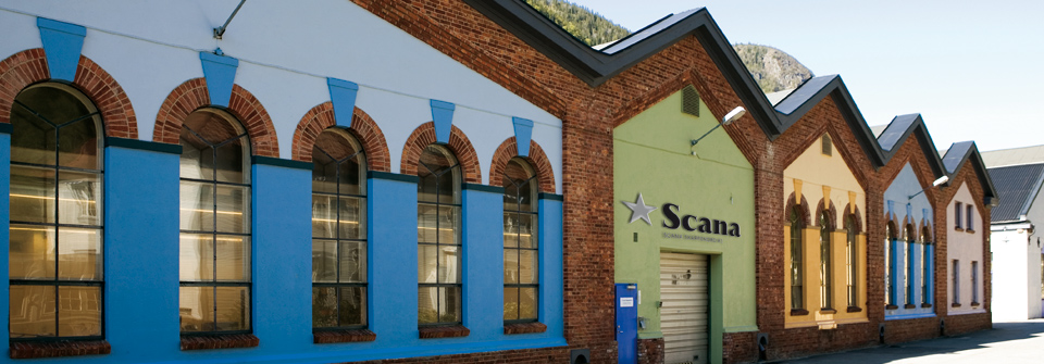Scana Skarpenord AS - Rjukan Photo