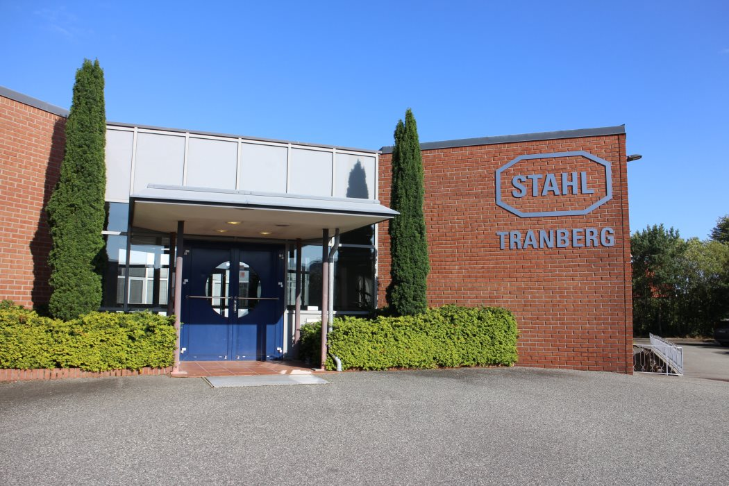 Stahl Tranberg A.S., R. Photo