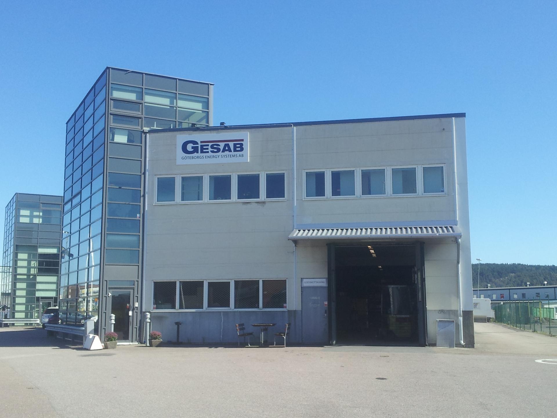 Göteborgs Energy Systems AB - GESAB Photo