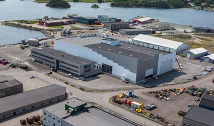 Marine Aluminium A.S Photo