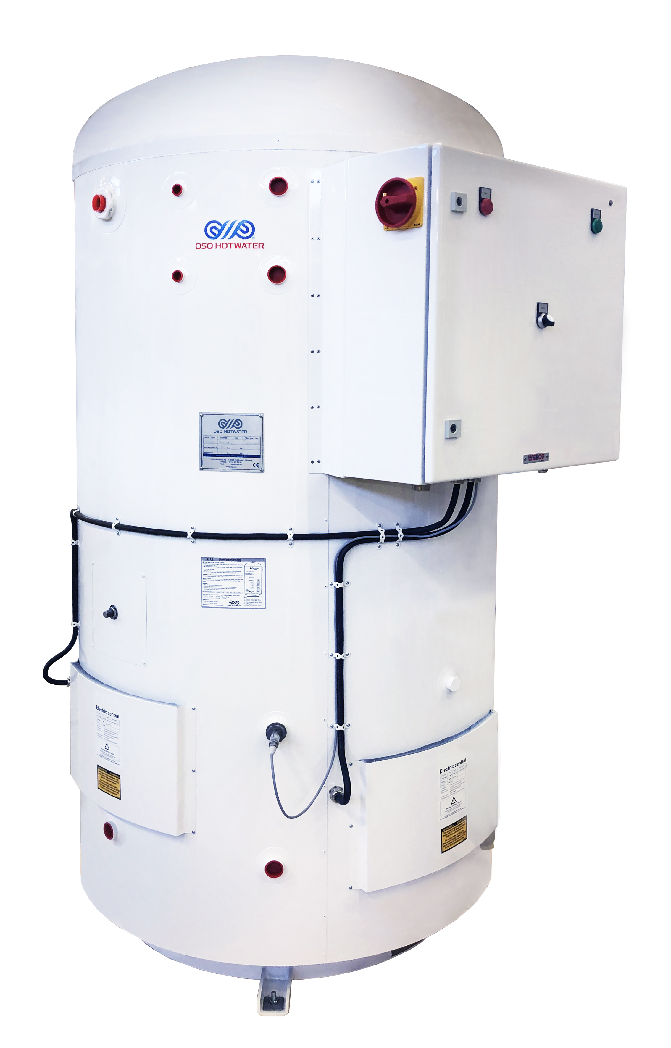 Oso Hotwater Export AS Photo