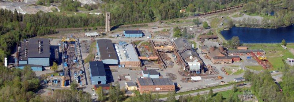 Scana Steel Björneborg AB Photo